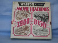 100FT+  Movie Headlines Cartoon Show  8mm Film Boxed   £4.99